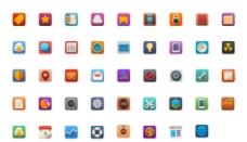 高清iOS图标图片