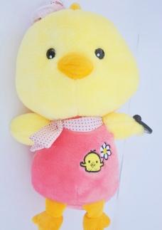 小黄鸭图片