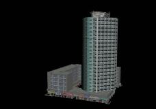 国际大厦图片