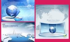 商务宣传 商务背景图片
