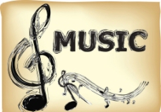 音乐设计素材图片